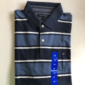 Tommy Hilfiger cotton polo shirt. Size Large